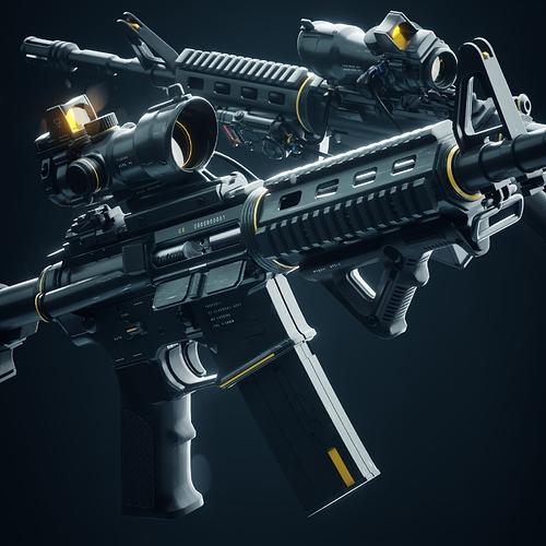 Gun_Assaultrifle_M4A1_60