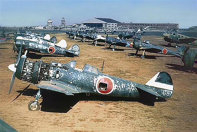 Ki-43s_and_Ki-84s