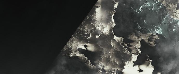 Iapetus - A Space Odyssey 2