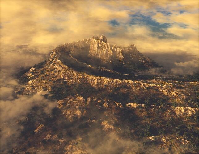 spiral mountain 2021-01-28 01