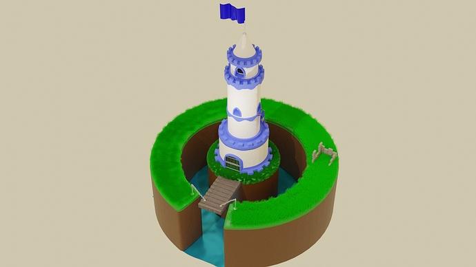 Medeivil tower