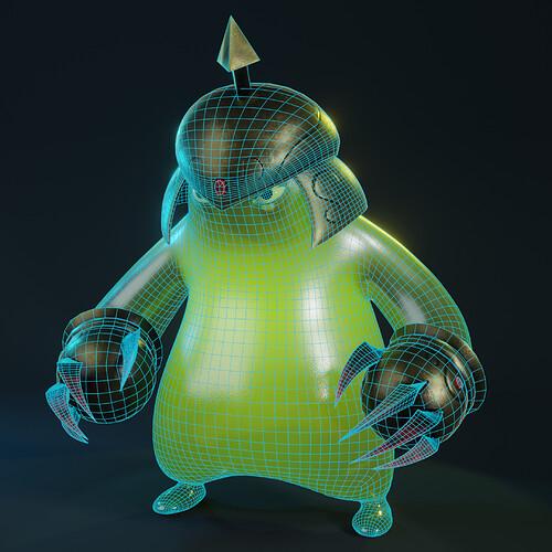 Green Slime8