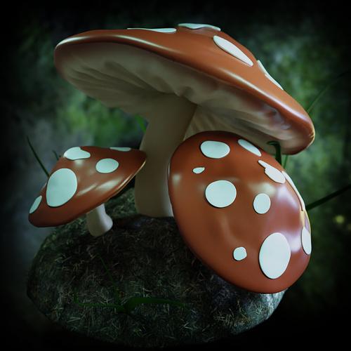 Mushroom_Render_F_01