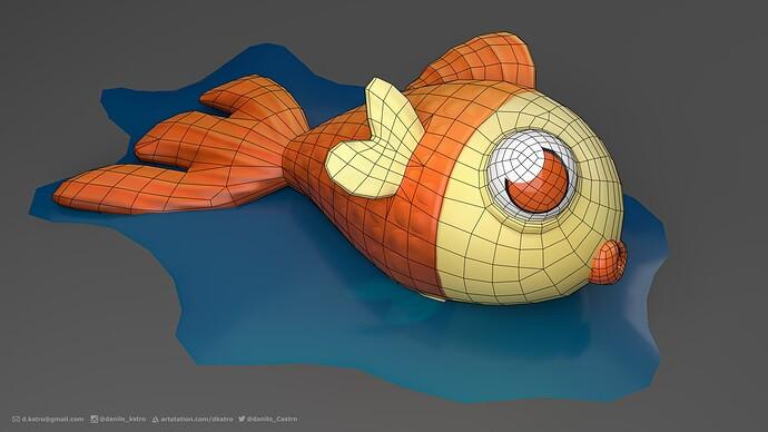 cartoon_fish_02_wire