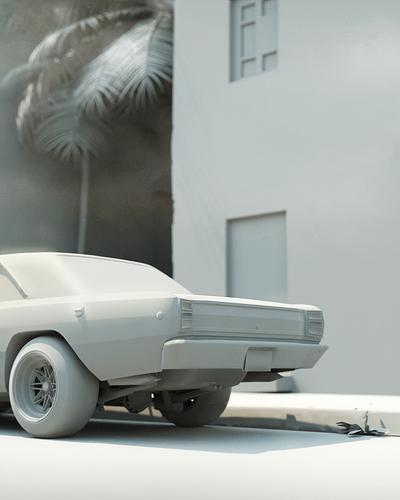 Dodge Dart #5_CLAY