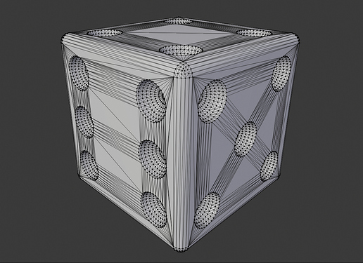 Dice-6-sides-high-poly-wireframe