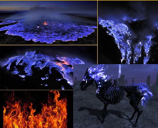 horse_fire_moodboard