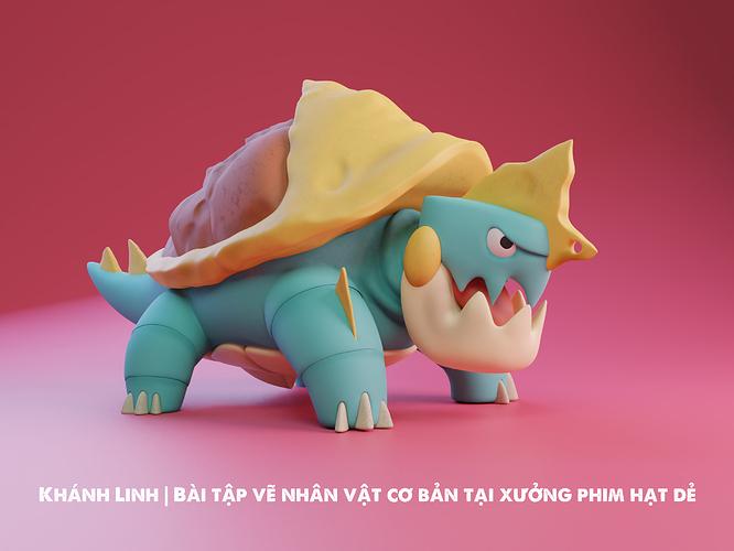 KhanhLinh_Pokemon_Drednaw_A