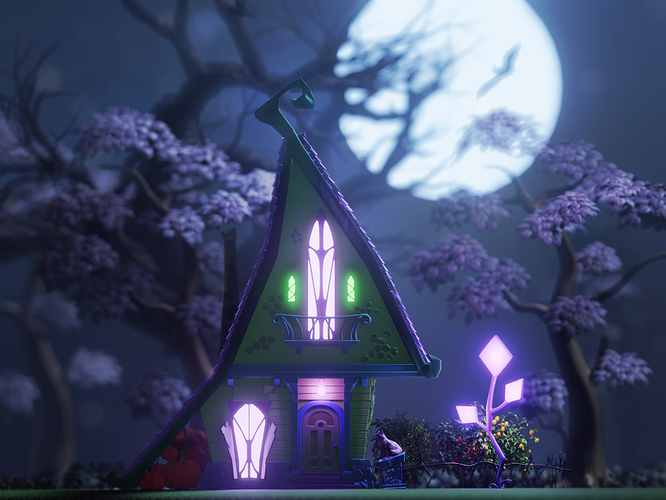 Witch_House_Eevee