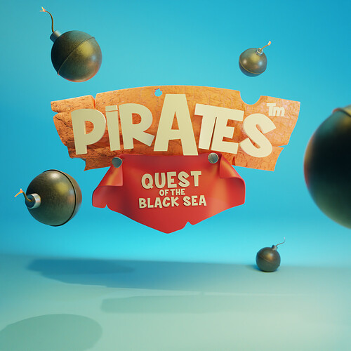 Pirates and the Quest of the Black Sea!
