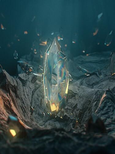 render-crystal