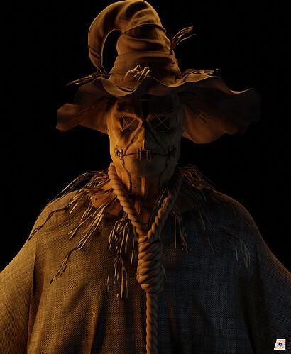 scarecrow final