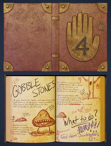 Dipper_07_Book