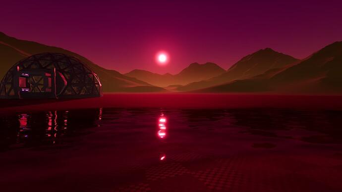 Sunset Screenshot
