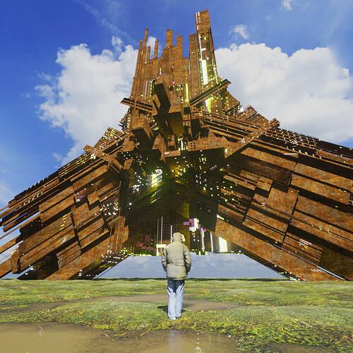 Massive structure