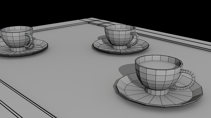 Wooden_Tea_Table_3d_Model_Wireframe_Preview_03