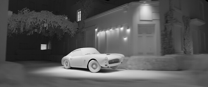 250 GT, al límite_CLAY