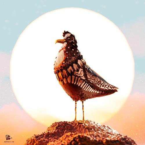 Rupert_the_Bird_MarkoPor_1