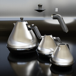 kettle showcase render