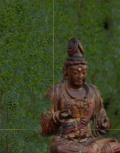 Buddha_Sitting_Test_3_Shaders_Viewport