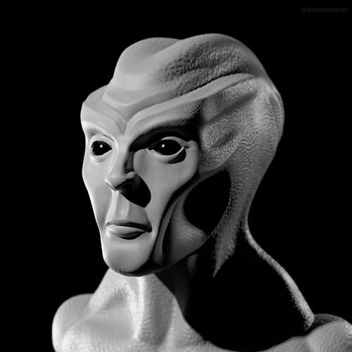 Alien Clay Final