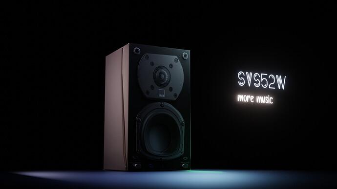 product render speaker2