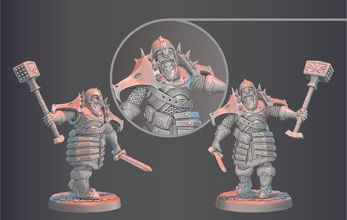 dwarf warrior2