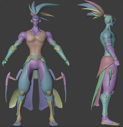 Mantiscolor