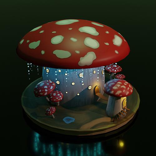 Mushrooms_render_004