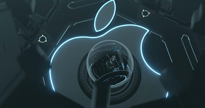 What inside apple 30