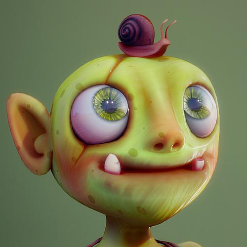 Goblin Face Resize