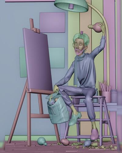 Artist WIRE