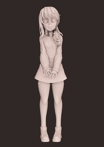 A_Girl_FrontView