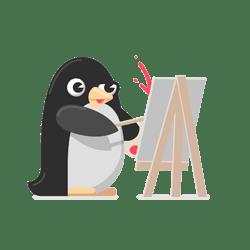 loading_penguin