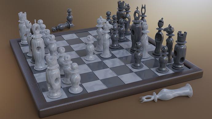 ChessMarble100