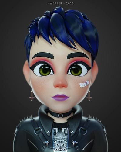 Metalhead_girl_front