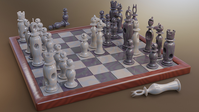 ChessMarble