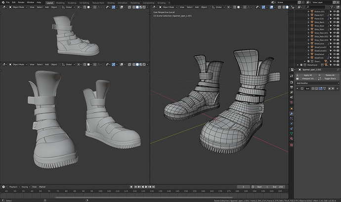 11_Modelingelements_Boots