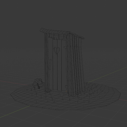 21.04.30 Outdoor wc (Wireframe)