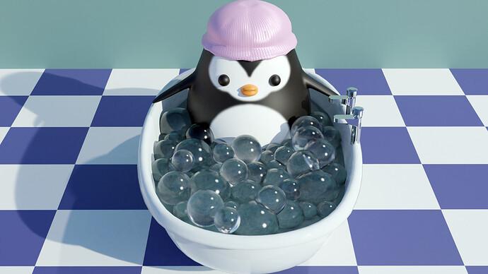 penguinbubblebath2