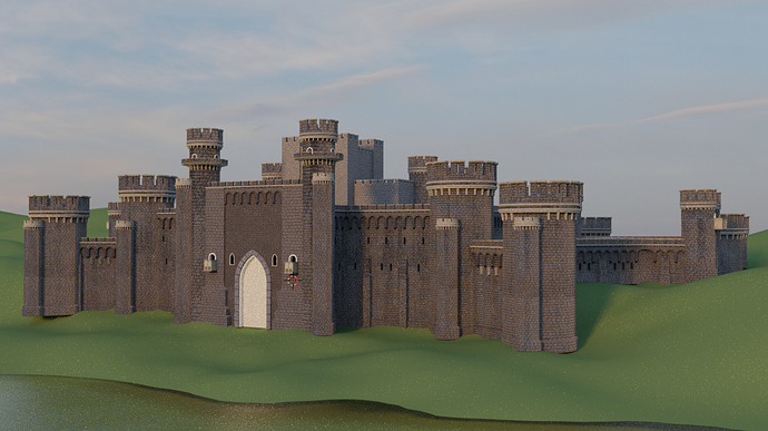 Castle_WIP6