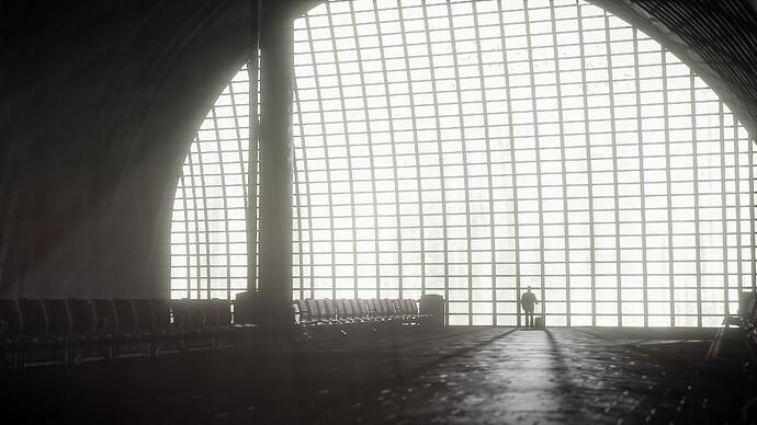 beau11: Abandoned Airport