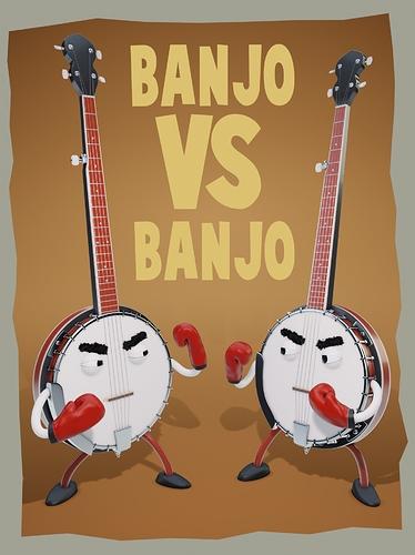 MatthewK: Dueling Banjos