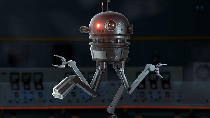 just robot 2
