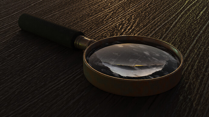 Magnifying Glass_O Cycles 1.1