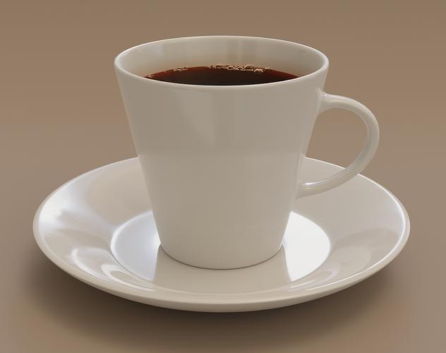 Coffee Cup_Testrender_2048