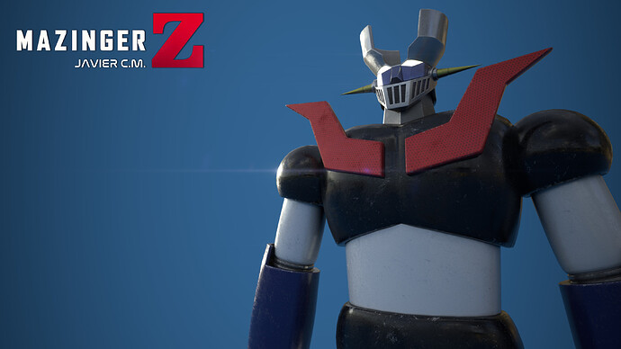 MAZINGER-Z First Class_4K(2)