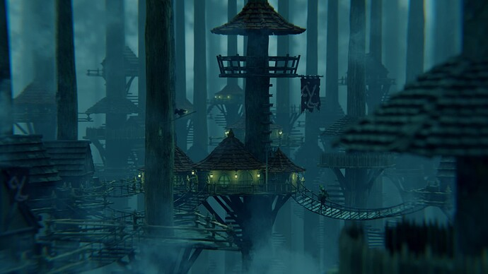 goblin-village