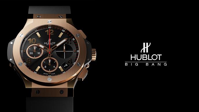 Hublot Big-bang 1