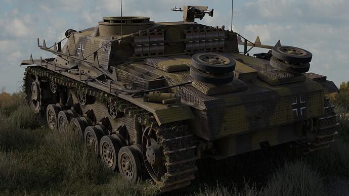 STUG III AUSF G 0020